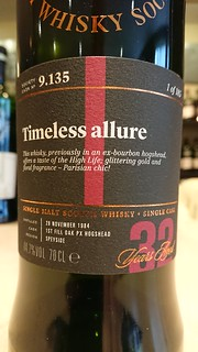 SMWS 9.135 - Timeless allure