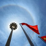 Wed, 07/19/2017 - 05:28 - Halo solaire - Sun halo - 19/07/2017 - Hangzhou (China)
