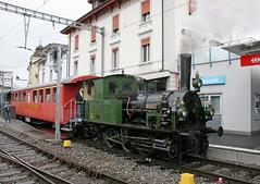 Seetalbahn E 3/3 Nr 3 Beinwyl, Hochdorf