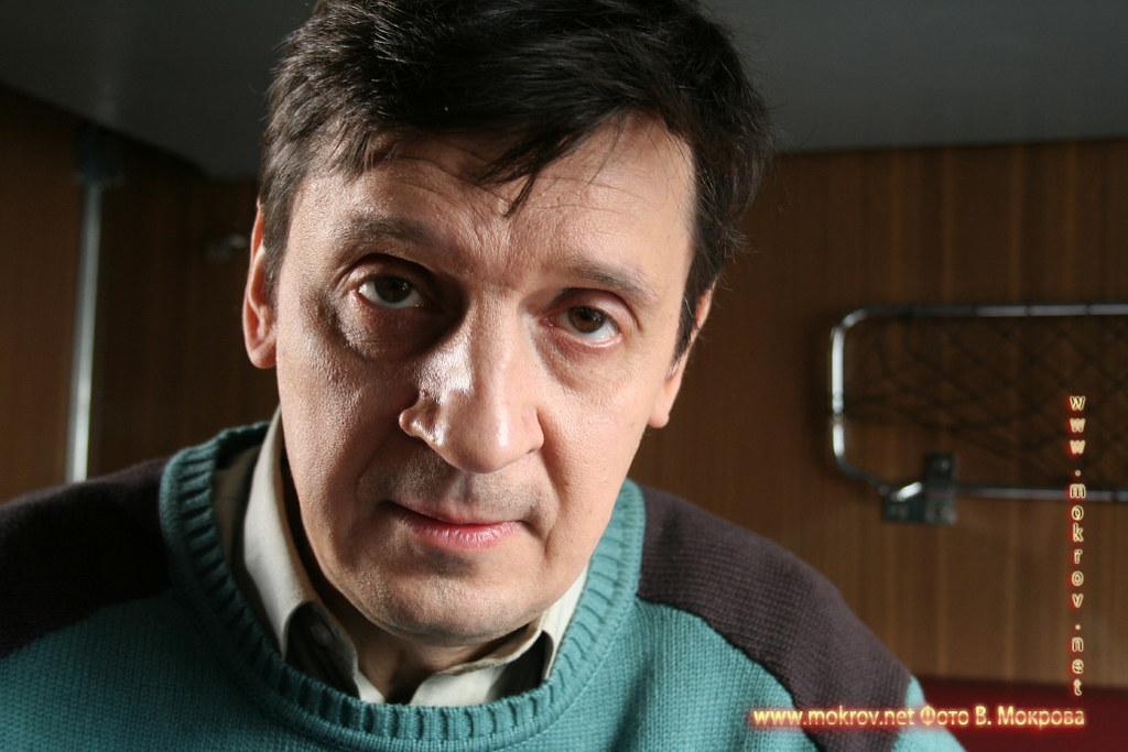 Александр Баринов.