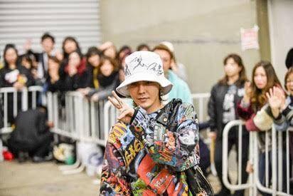 BIGBANG via YGEXStaff - 2017-11-24 (details see below)