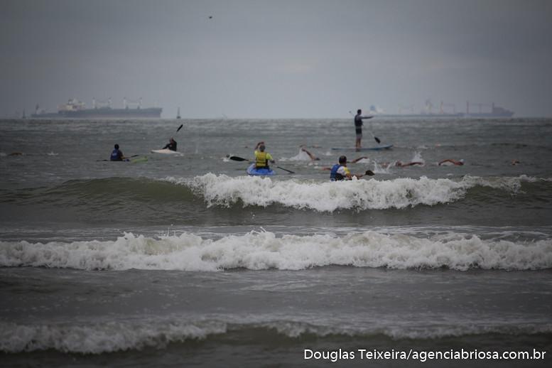 4º Campeonato Santista de Águas Abertas