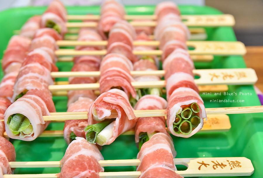逢甲美食串燒烤海鮮熊老大10