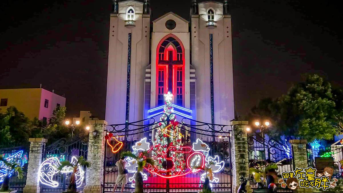鳳山最美教堂聖誕景點-2