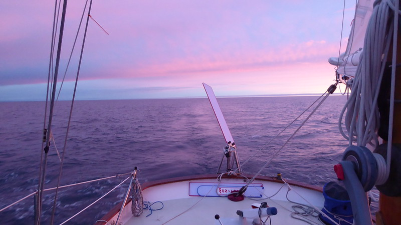 Monitor sunrise