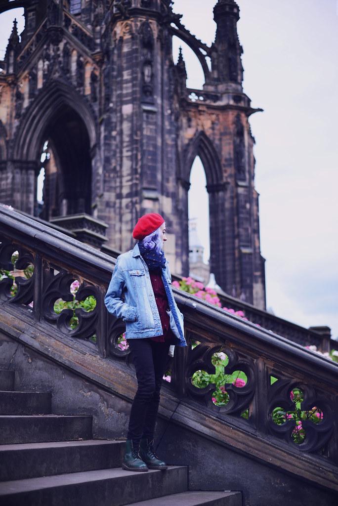Edinburgh ootd