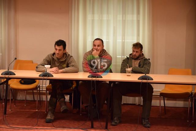 Συνάντηση Κυνηγών στην Τρίπολη
