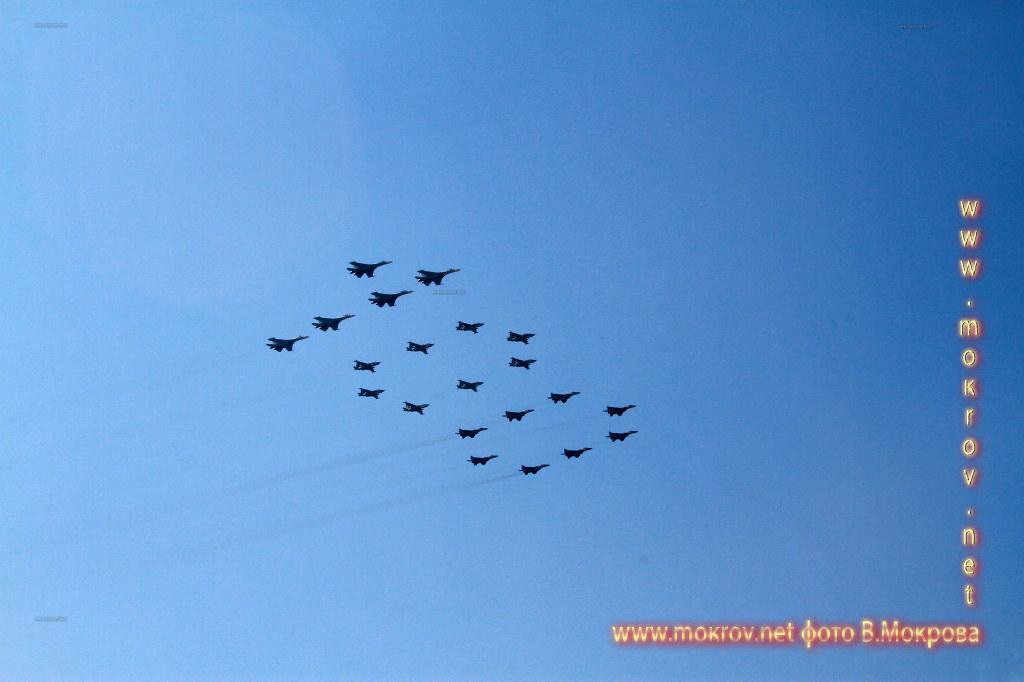 Проход с дымами 6х Су-25бм. Проход группы 100