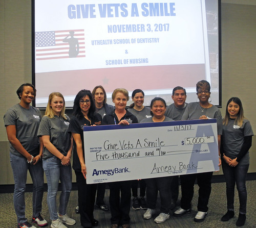 Give Vets a Smile 2017