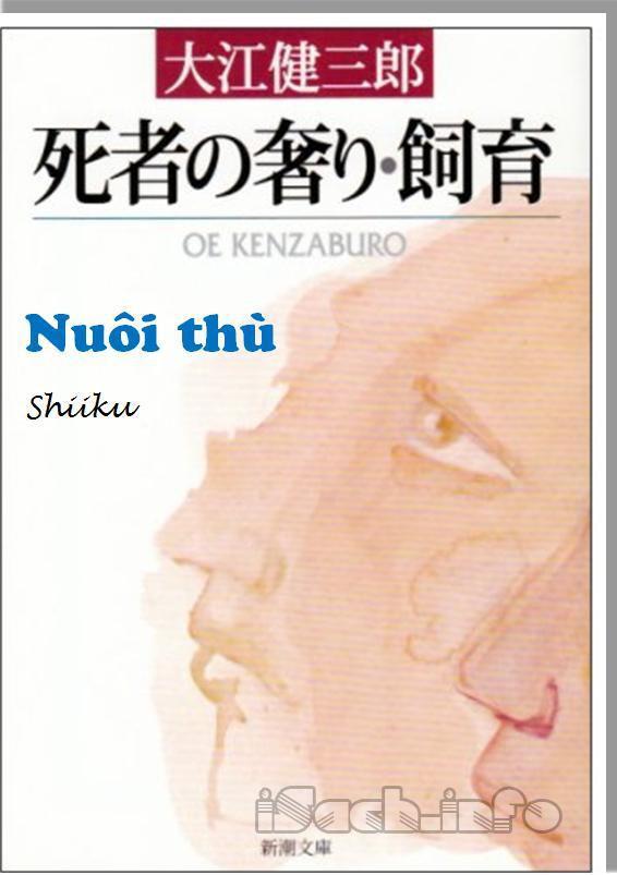 Nuôi Thù - Kenzaburo Oe
