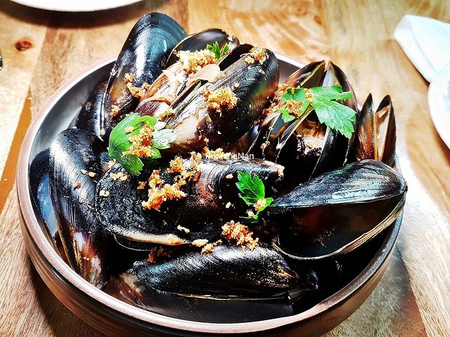NZ Mussels