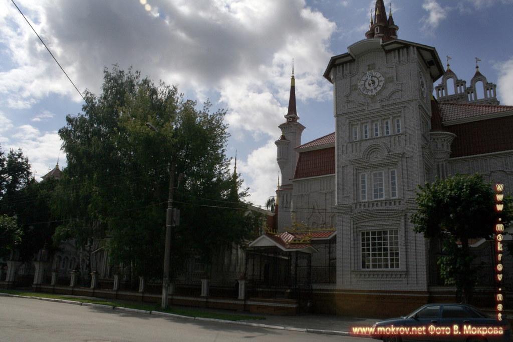 Город Йошкар-Ола. Обыкновенное чудо