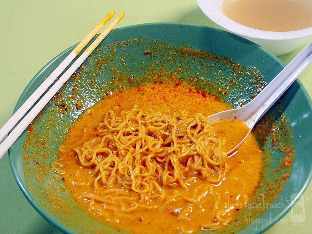 cantonese delights, curry chicken cutlet noodle, food, food review, hong lim, hong lim food centre, hong lim market & food centre, review, singapore,咖喱鸡排面,咖喱,鸡排面,咖喱面,咖喱鸡