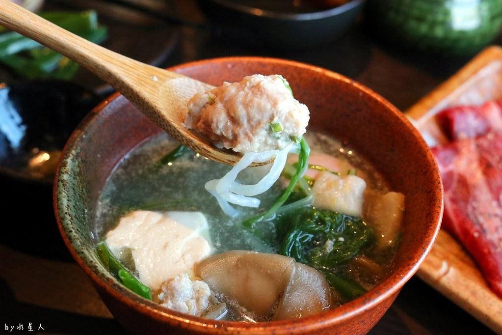 38352025652 393aa9e91a b - 熱血採訪|藍屋日本料理和風御膳,暖呼呼單人火鍋套餐,銷魂和牛安格斯牛肉鑄鐵燒