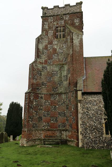 All Saints, Wheatacre, Norfolk