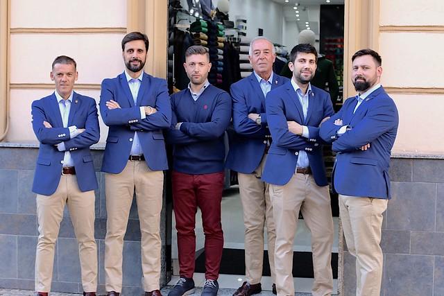 SOCIAL   Vestimenta Cuerpo Técnico 2017/18