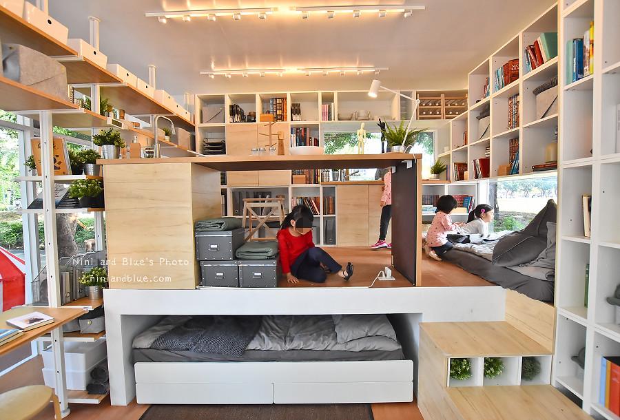 台中景點勤美草悟道IKEA16