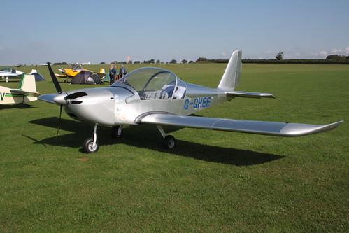 G-GHEE Evektor EV-97 [PFA 315-13840] Sywell 020917
