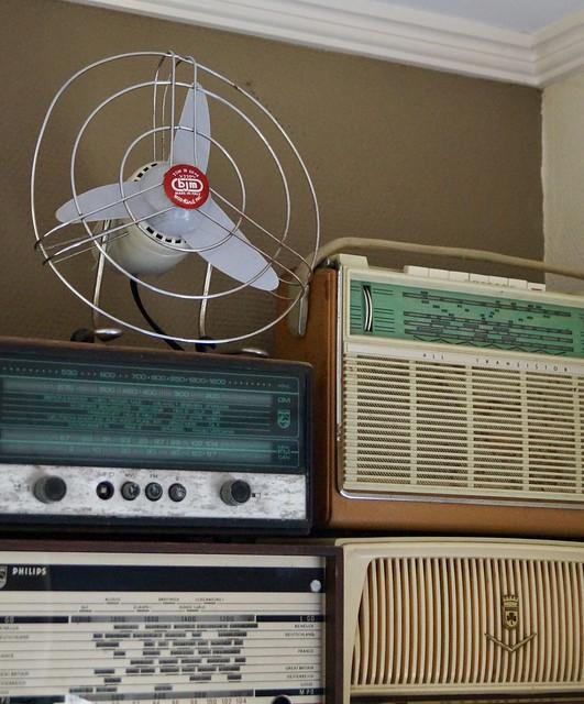 Antieke radio's