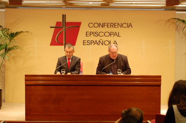 Rueda de prensa CX Asamblea Plenaria