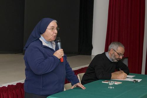 Suor Carolina Iavazzo a Cesenatico