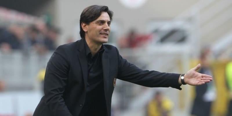 Vincenzo Montella Resmi Dipecat