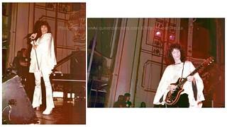 Queen live @ Hamburg - 1974