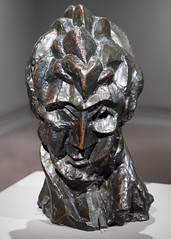 Pablo Picasso, Head of a Woman. Metropolitan Museum of Art.