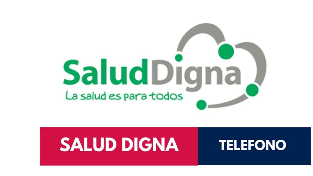 Telefono Salud Digna
