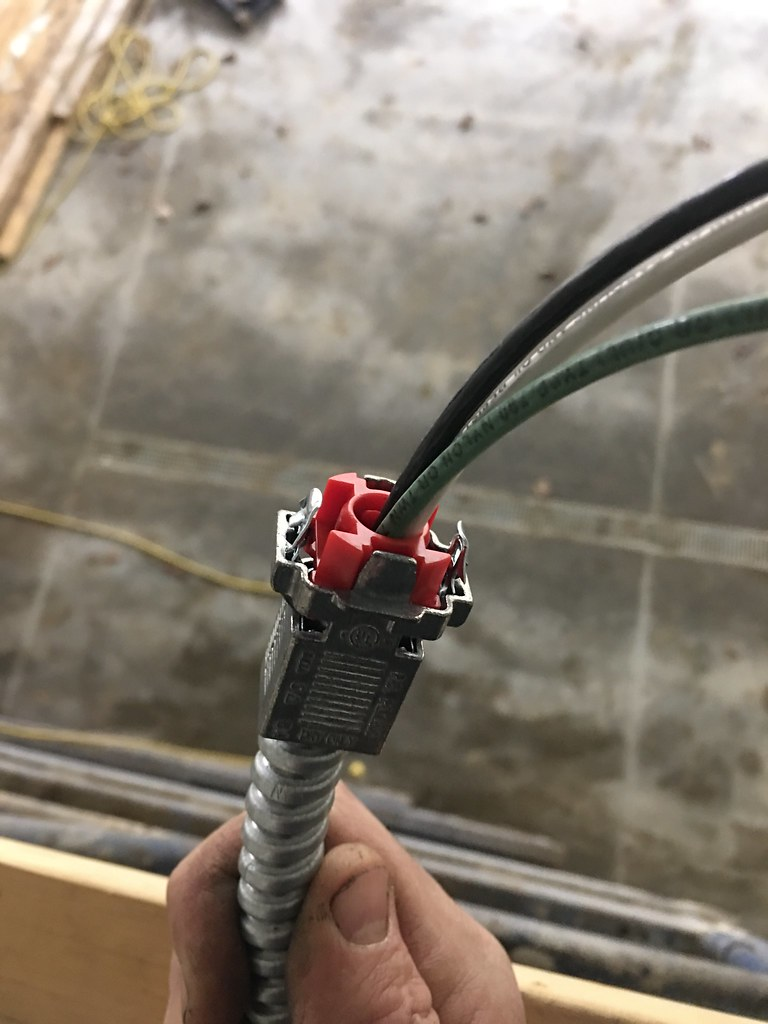 Well Its Happeningmy 48x60 Build The Garage Journal Board Wiring My Plasma Cutter Redundancy Never Hurt Anybody In This Case Emt Fittings Are All Listed For Bonding So No Ground Wire Needed Conduit Between Each Junction Box