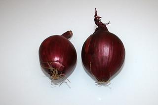 13 - Zutat Zwiebeln / Ingredient onions