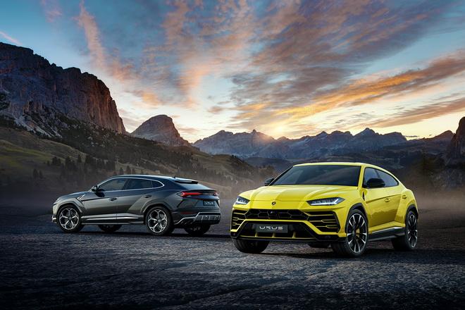 劃時代嶄新巨作 首輛Super SUV:Lamborghini Urus全球首發