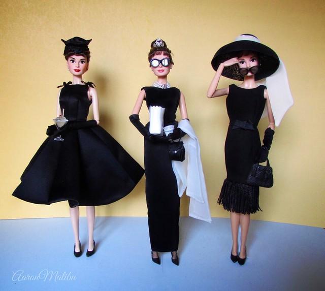 Audrey's Little Black Dresses