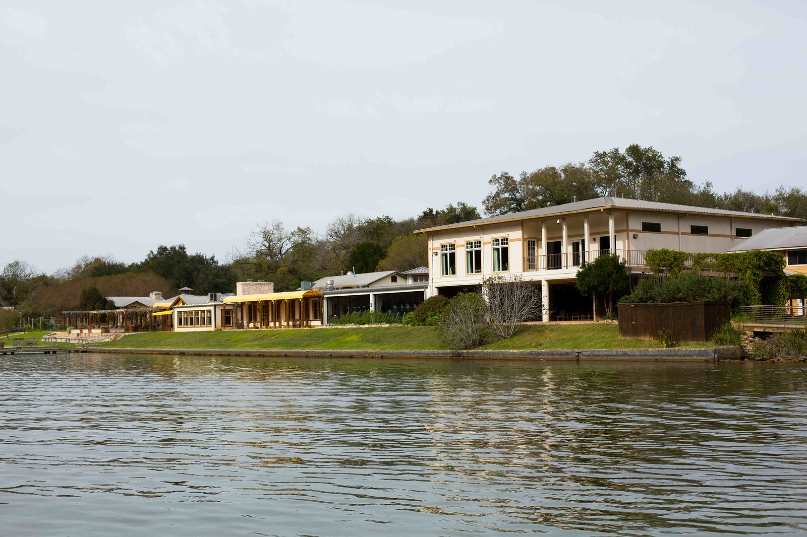 enjoy a vacation to Lake Austin
