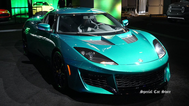 Galpin Lotus Evora 400 Coupe
