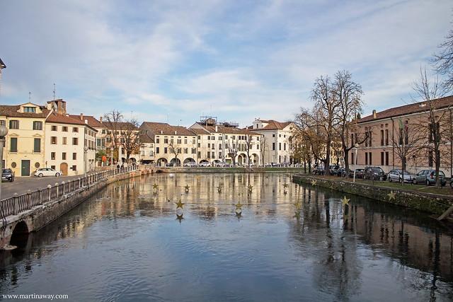 Ponte Dante dal Ponte dell'Università