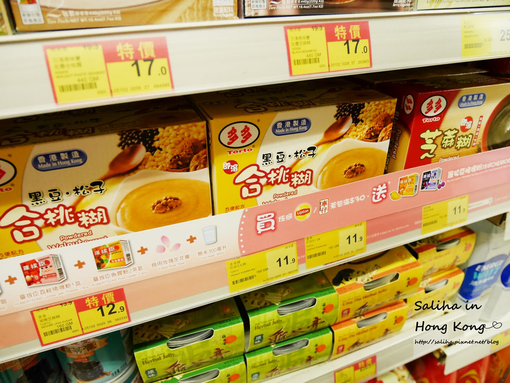 香港惠康超市零食調味料餅乾零嘴必買伴手禮推薦 (6)
