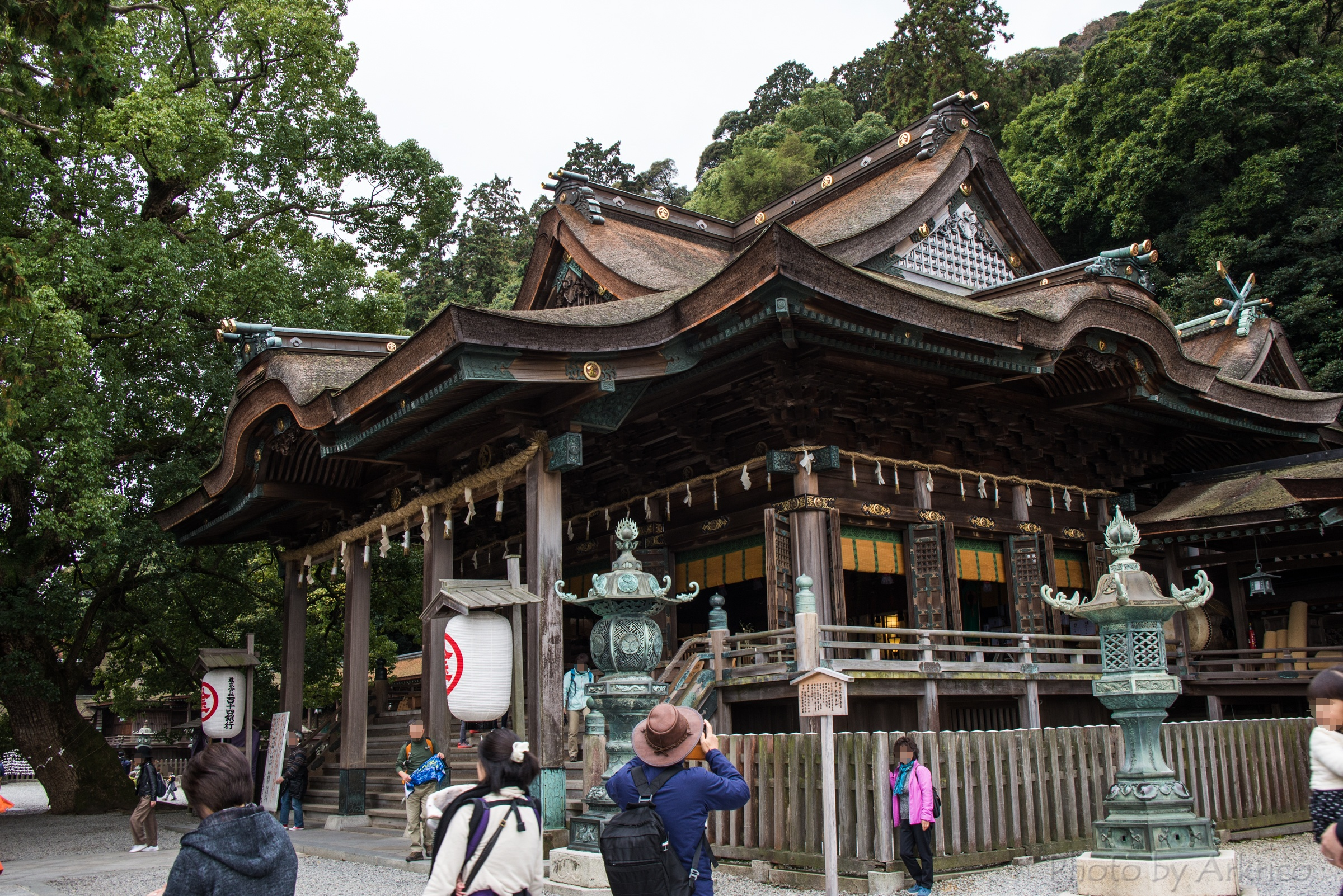 Kotohira-gu Shrine(1)