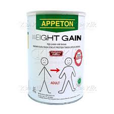 APPETON WEIGHT GAINT DWS 700GR