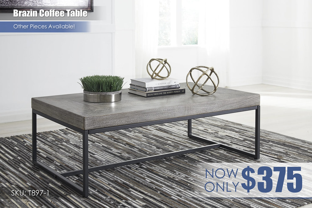 Brazin Coffee Table T897-1