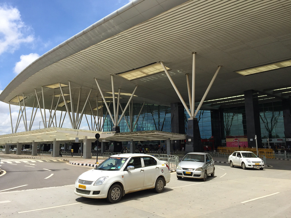 Bangalore Airport Guide & Reviews - Sleeping in Airports