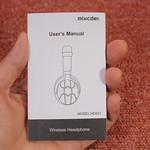 Bluetooth ヘッドフォン HD501 開封レビュー (6)