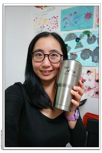 【體驗|保溫杯】固鋼‧不鏽鋼真空保溫凍飲杯 開箱x保溫x保冷x環保省電