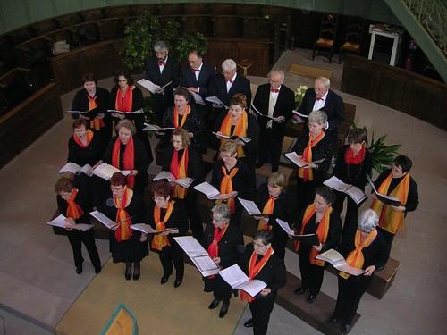 chorale du Gloeckelsberg