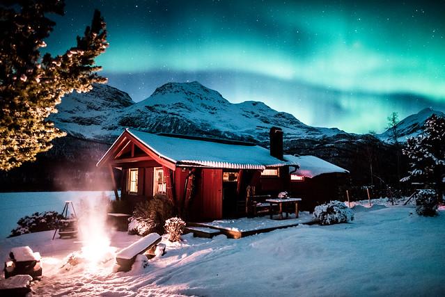 Greetings from Tromso!