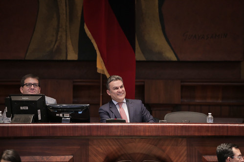Sesión No. 488 del Pleno de la Asamblea Nacional / 29 de noviembre de 2017