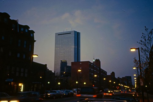 John Hancock Tower, Boston - 1987