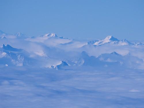 Und noch mehr Berge...