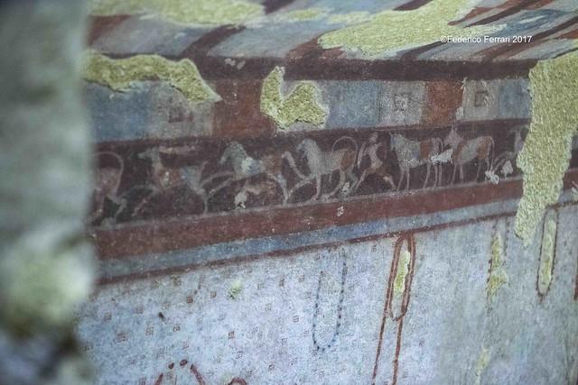Tombe etrusche Taquinia