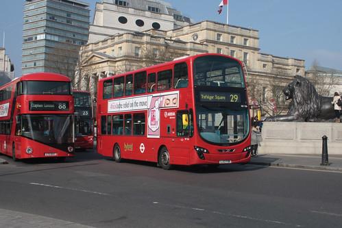Arriva London HV126 LJ13FBB